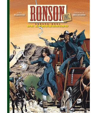 Ronson Inc 01 - De afrekening