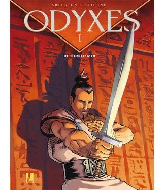 Odyxes 01 - De tijdreiziger