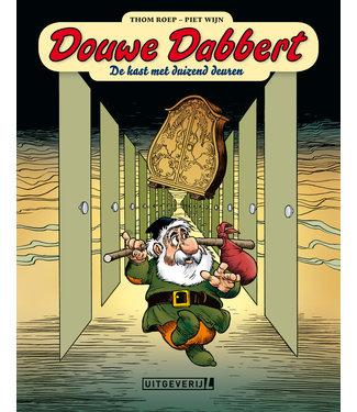 Douwe Dabbert 18 - De kast met duizend deuren