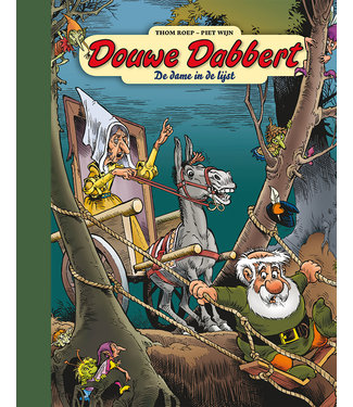 Douwe Dabbert 16 - De dame in de lijst - Collectors editie
