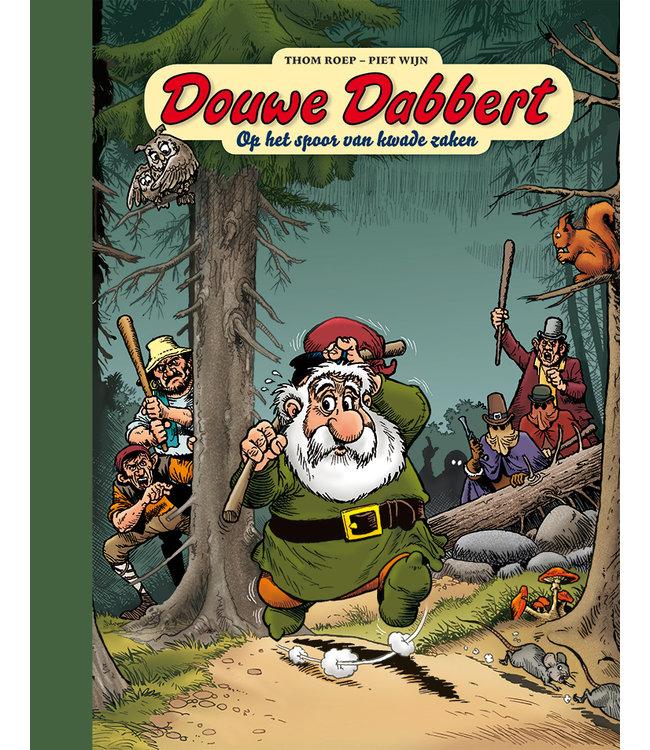 Douwe Dabbert 14 - Op het spoor van kwade zaken - Collectors editie