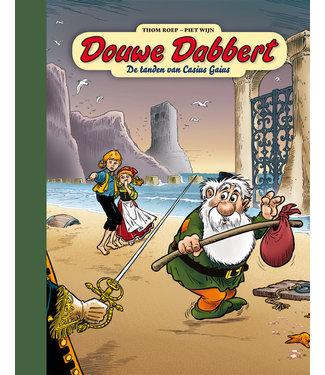 Douwe Dabbert 10 - De tanden van Casius Gaius - Collectors editie
