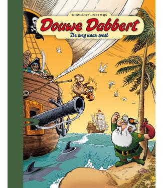 Douwe Dabbert 07 - De weg naar west - Collectors editie