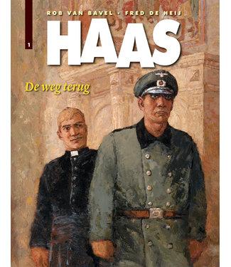 Haas 01 - De weg terug