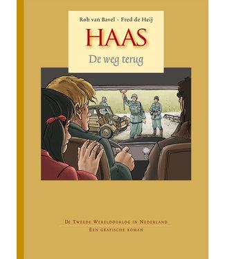 Haas 01 - De weg terug - Dossier