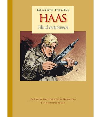 Haas 02 - Blind vertrouwen - Dossier