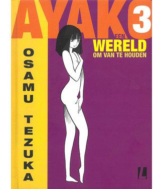 Ayako 03 - Een wereld om van te houden