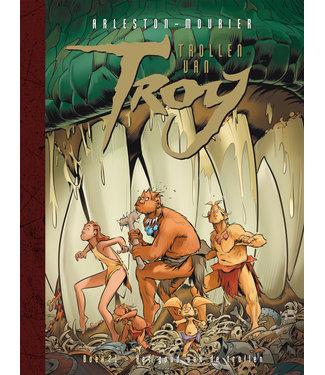 Trollen van Troy 21 - Het goud van de trollen