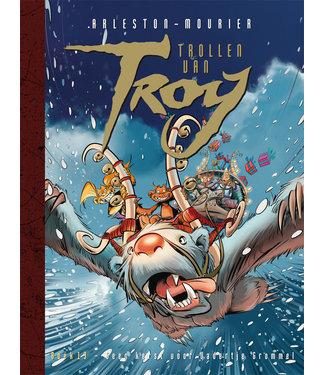 Trollen van Troy 19 - Geen kerst voor vadertje Grommel