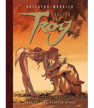 Trollen van Troy 18 - De Proffie Blues