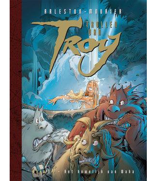 Trollen van Troy 17 - Het huwelijk van Waha
