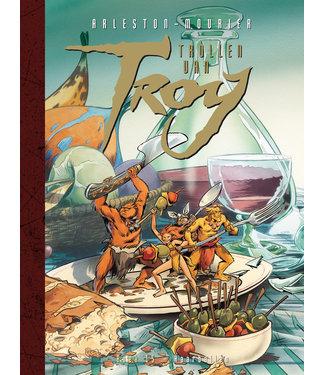 Trollen van Troy 15 - Haarballen