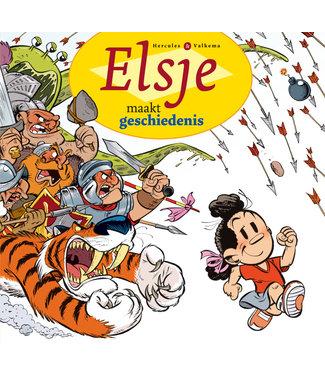 Elsje maakt geschiedenis