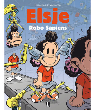 Elsje A4 | 06 - Robo Sapiens