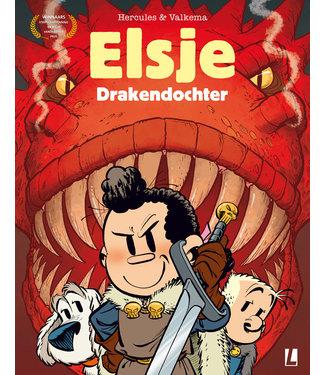Elsje A4 | 05 - Drakendochter