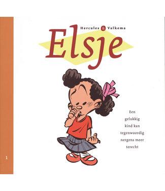 Elsje 01 - Een gelukkig kind kan tegenwoordig nergens meer terecht