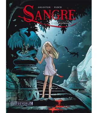 Sangre 01 - De overlevende