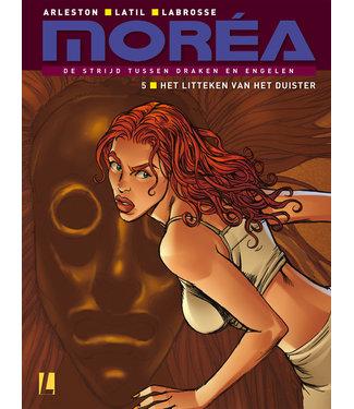 Moréa 05 - Het litteken van het duister