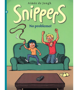Snippers 02 - No problemo!