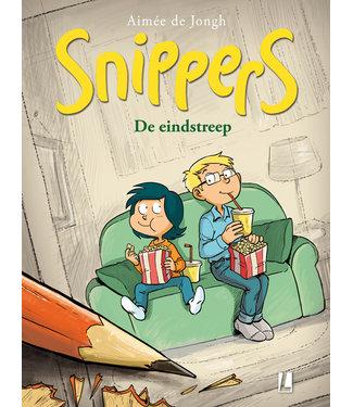 Snippers 09 - De eindstreep