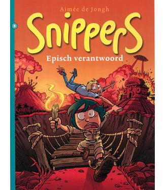 Snippers 08 - Episch verantwoord