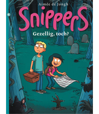 Snippers 06 - Gezellig, toch?