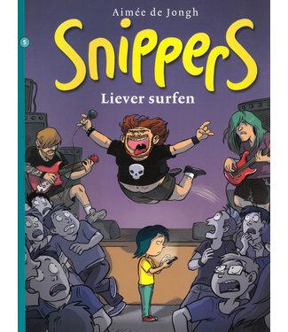 Snippers 05 - Liever surfen