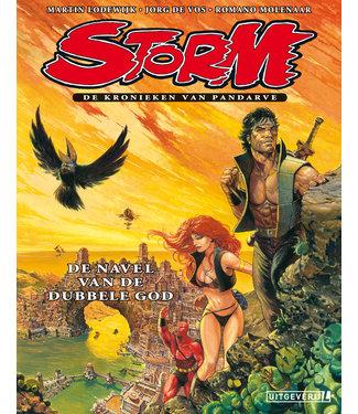 Storm 23 - De Navel van de Dubbele God