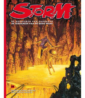 Storm 19 - De terugkeer van de rode prins