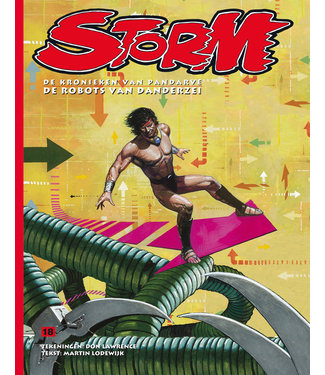 Storm 18 -  De robots van Danderzei