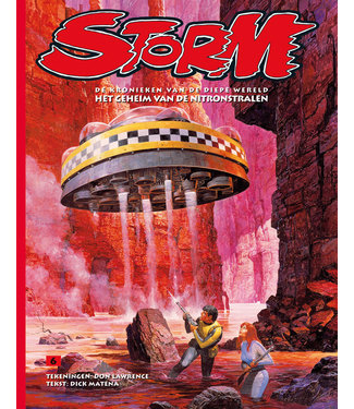 Storm 06 - Het geheim van de Nitronstralen