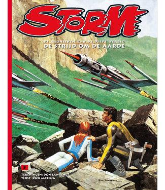 Storm 05 - De stijd om Aarde