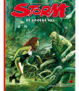Storm 04 - De groene hel