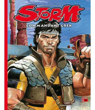 Storm 00 - Commandant Grek