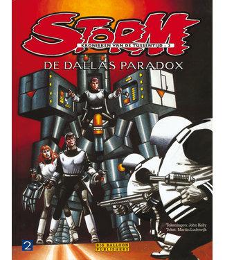 Storm 02 De Tussentijd - De dallas paradox
