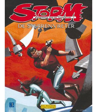 Storm 03 De Tussentijd - De sterrenvreter