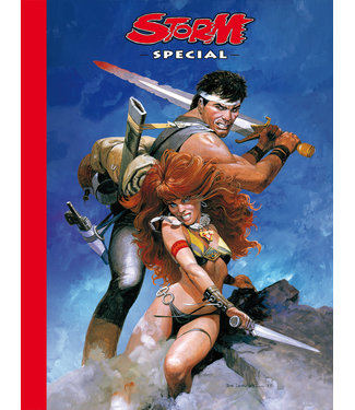 Storm 00 - Commandant Grek - dossier