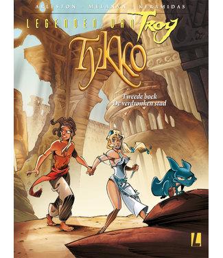 Legenden van Troy Tykko 02 - De verdronken stad
