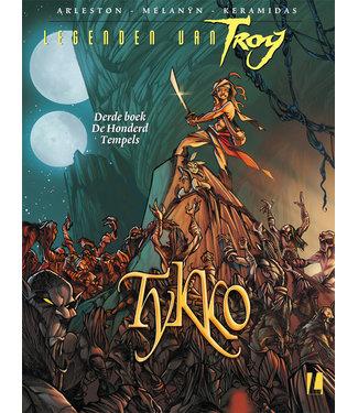 Legenden van Troy Tykko 03 - De honderd tempels