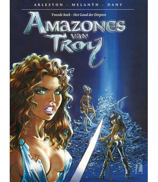 Amazones van Troy 02 - Het Goud der Diepten