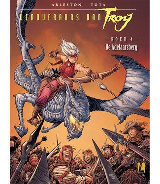 Veroveraars van Troy 04 - De Adelaarsberg