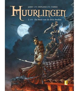 Huurlingen 02 - De Heer van de Drie Steden