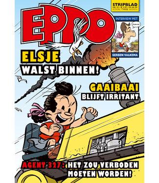 Eppo Stripblad 2009 - Eppo 10