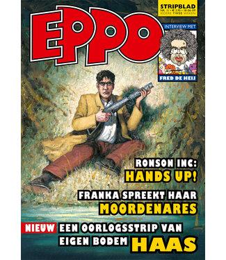Eppo Stripblad 2009 - Eppo 11