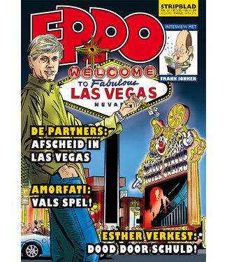 Eppo Stripblad 2009 - Eppo 21