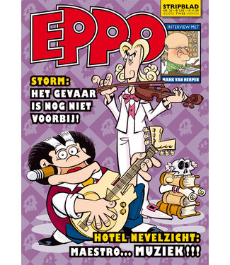 Eppo Stripblad 2009 - Eppo 22