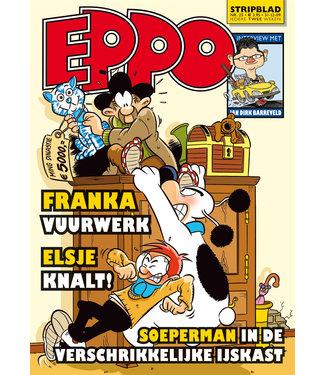 Eppo Stripblad 2009 - Eppo 25