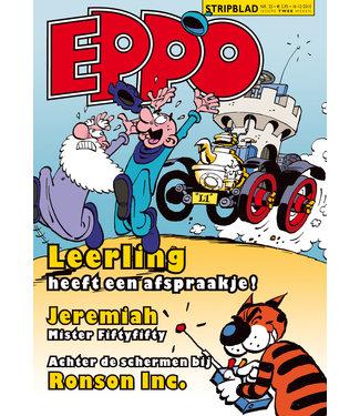 Eppo Stripblad 2010 - Eppo 25