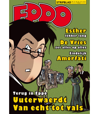 Eppo Stripblad 2010 - Eppo 22