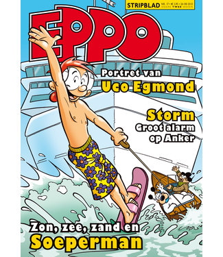 Eppo Stripblad 2010 - Eppo 17